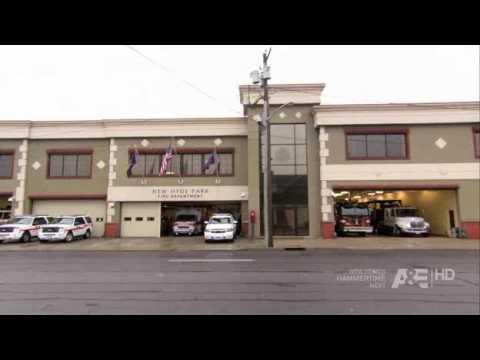 Gene Simmons Family Jewels - Fireman Gene Season 4 Episode 3