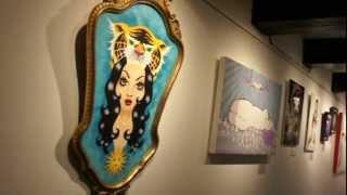 Амстердам   Музей эротики   Картины на продажу