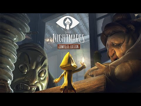 Let's play Little Nightmares Part 3: He's got gross long arms. |