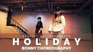 HOLIDAY - Quality Control, Lil Yachty, Quavo | BONNY CHOREOGRAPHY