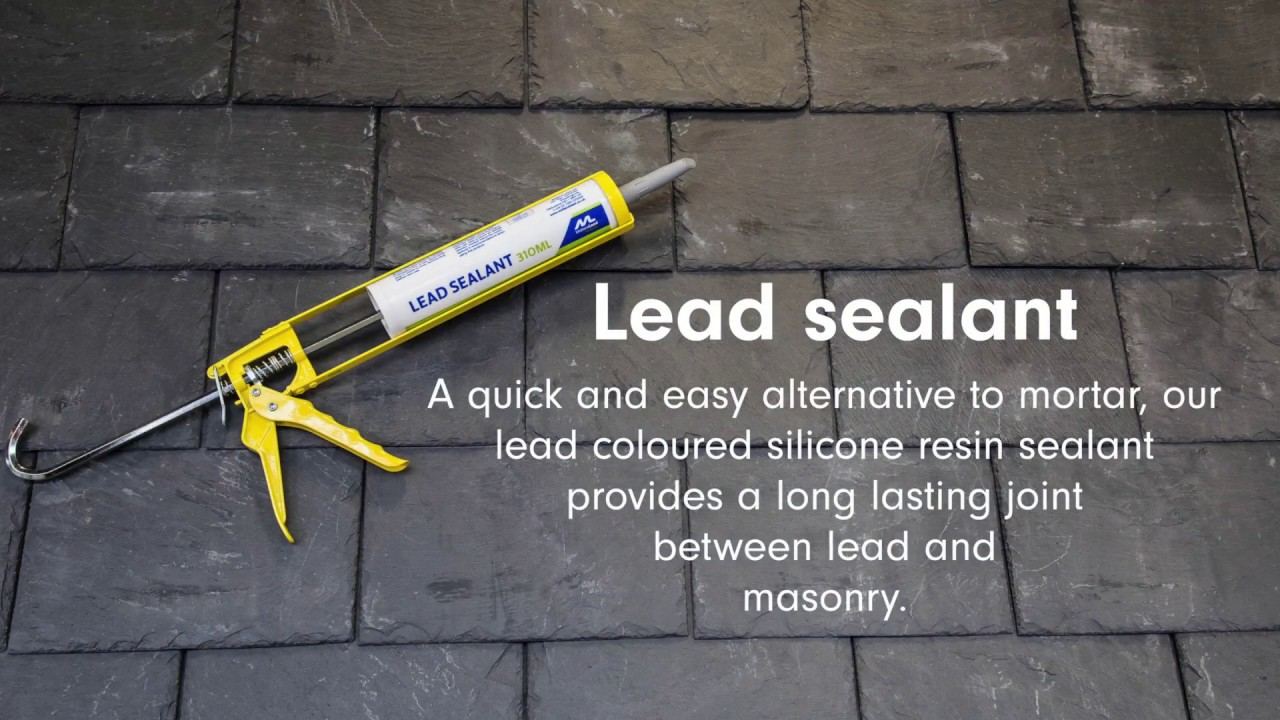 WATCH NOW: Lead Sealant from Midland Lead | Construction News
