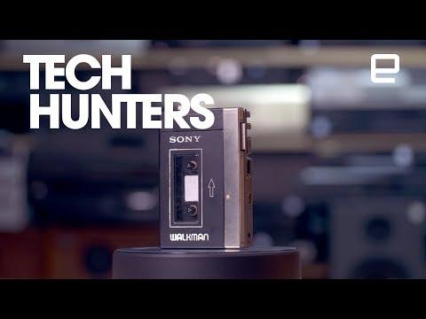 Play my jam with the Sony Walkman | Tech Hunters