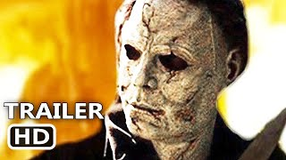 HALLOWEEN KILLS Trailer TEASER (2021) Jamie Lee Curtis, Michael Myers Movie HD