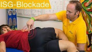 ISG Blockade lösen ✅ 4 Übungen zum selber lösen