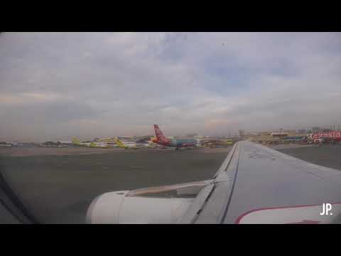 Full Inflight Video - Cebu Pacific Air 5J 551 Manila to Cebu