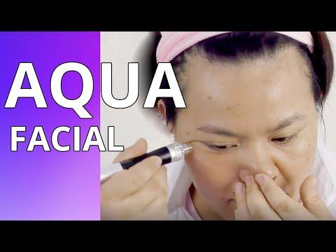 How To Use Aqua Facial 3n1 Hydro Facial Water Facial Machine At Home |MS4271 MS4272