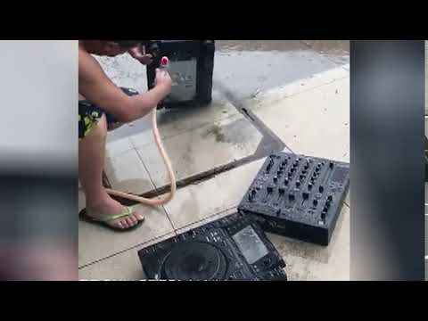 How to properly clean your DJ equipment