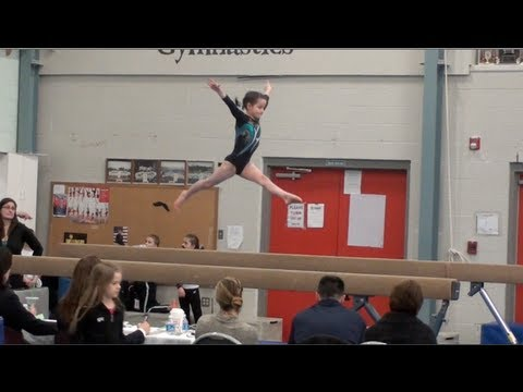Annie Doing Gymnastics Everywhere Related Keywords
