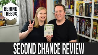 Second Chance Review - Behind the Box