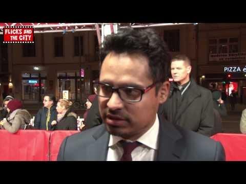 Michael Peña & Diego Luna Interview - Cesar Chavez & Fury