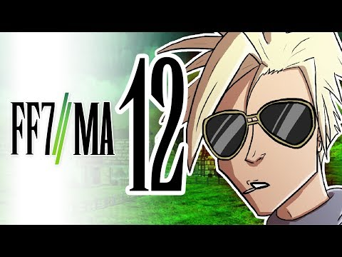 Final Fantasy VII: Machinabridged (#FF7MA) - Ep. 12 - Team Four Star