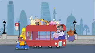 London|Peppa Pig Full Episodes|Cartoons For Children