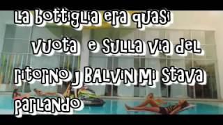 6 AM TRADUZIONE VERSIONE ITALIANA J BALVIN FT FARRUKO SEIS DE LA mañana PAROLE E TESTO ITA KARAOKE