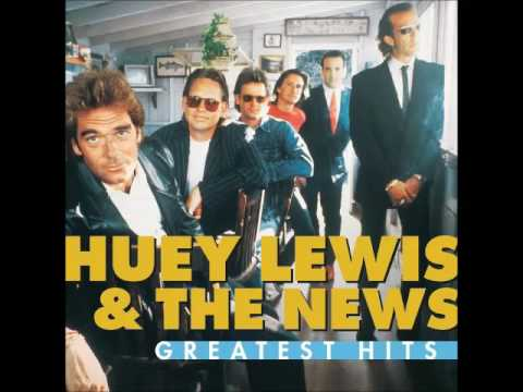 I Know What I Like- Huey Lewis And The News