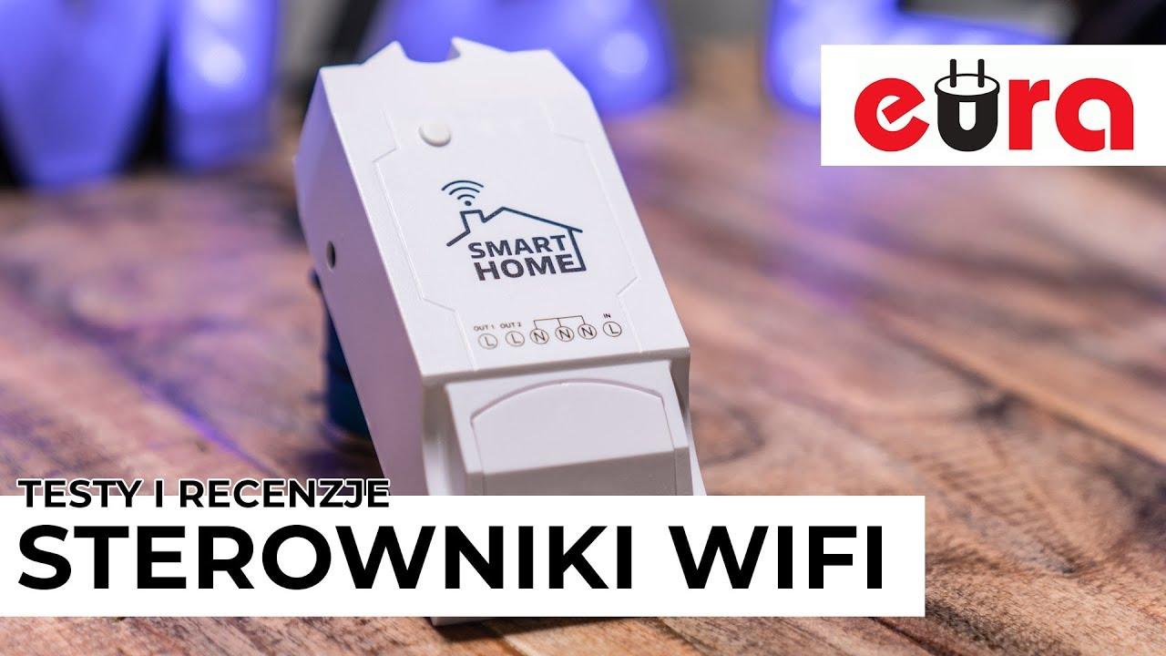 INTELIGENTNY DOM WIFI z Eura-Tech El Home | Czyli SONOFF po polsku