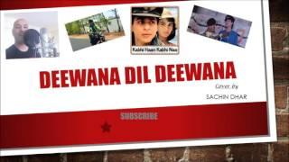 Deewana Dil Deewana | KHKN (1993) | Sachin Dhar Cover