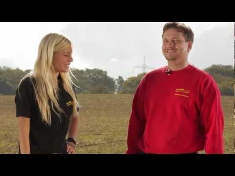 Video Die kleine Gartenfräse - Rentas Werkzeugvermietung