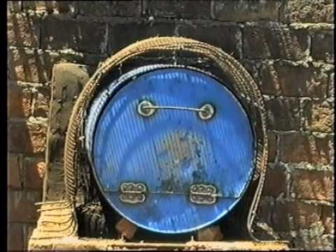 El horno de bajo consumo de le a youtube - Construir un horno de lena ...