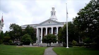 Harvard Business School - Campus Tour