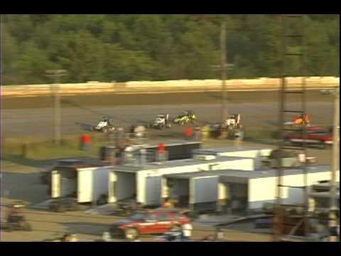 Miley Motor Sports / Pittsburgh's PA Motor Speedway - ARDC Midget Sprints - 7-9-11