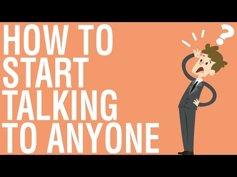 EXCUSE ME - HOW TO TALK TO ANYONE | HOW TO START A CONVERSATION WITH ANYONE