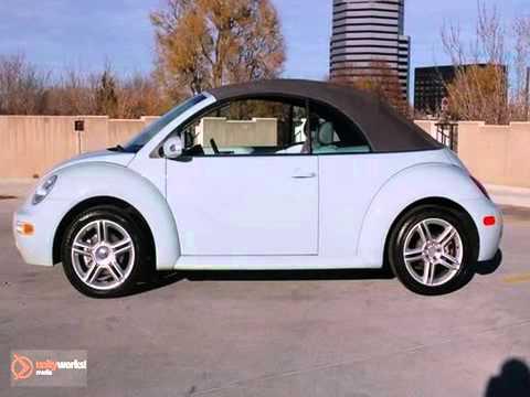 2005 Volkswagen Beetle #P9089 In Denver Englewood, CO