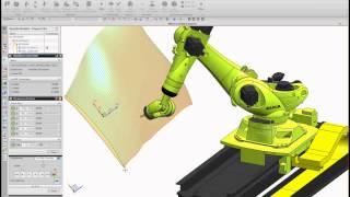 NX CAM 10.0 Robotics & Kuka