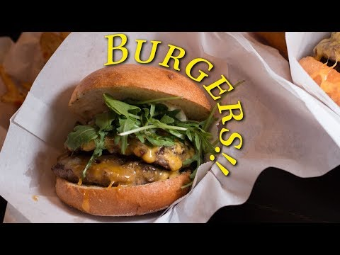 We sin at Naughty Brgr and check out other Helsinki Restaurants
