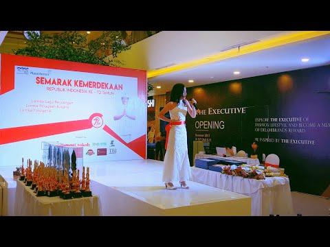 Kaniya Indira (Indonesia Pusaka) Juara 1 Lomba Semarak Kemerdekaan ke 72 Piala Wakil Gubernur 2017