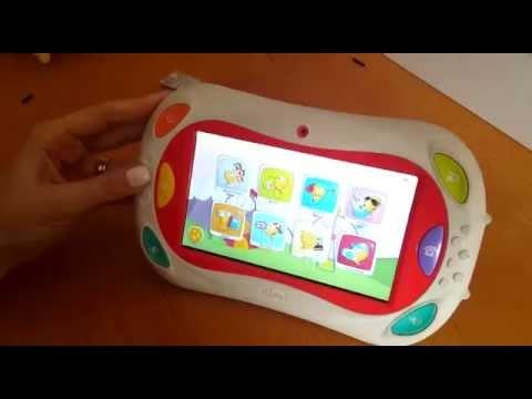 happy tablet chicco dimostrazione pratica tablet per
