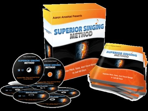 Superior singing method reviews how to improve your singing voice