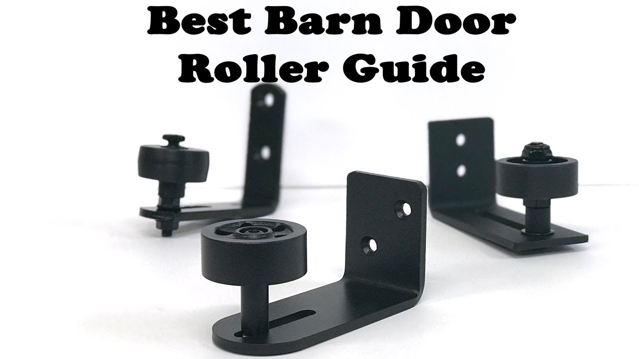 kit style roller on type black door in sliding arrow antique barns for improvement home rollers barn rustic hardware from