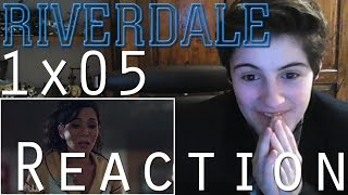 riverdale 1x05 reaction