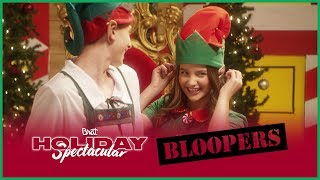 BRAT HOLIDAY SPECTACULAR Bloopers