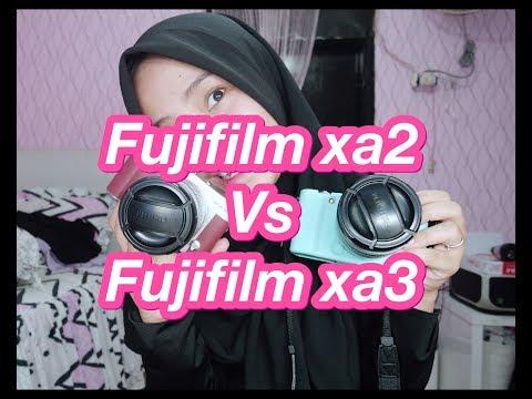 Mau beli Kamera Mirrorless Fujifilm XA2 / XA3? #Review3