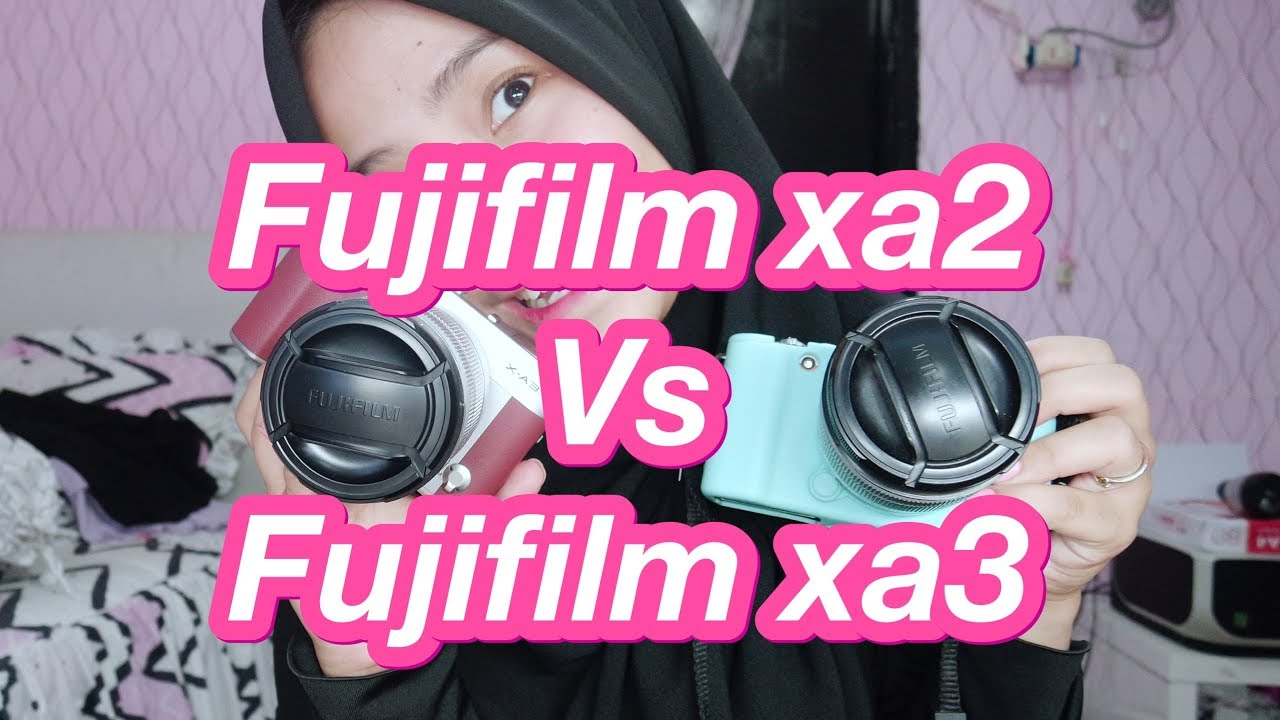 Mau Beli Kamera Mirrorless Fujifilm Xa2 Xa3 Review3 Youtube
