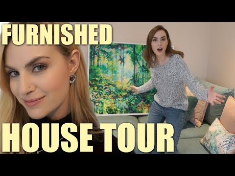 FULLY FURNISHED HOUSE TOUR
