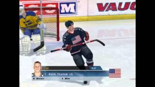 SportWalkthrough  Спортивное прохождение. NHL 2006.