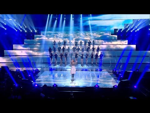 Rinni Wulandari -  Langit Tanpa Batas - LIVE from NET 4 0 presents Indonesian Choice Awards 2017