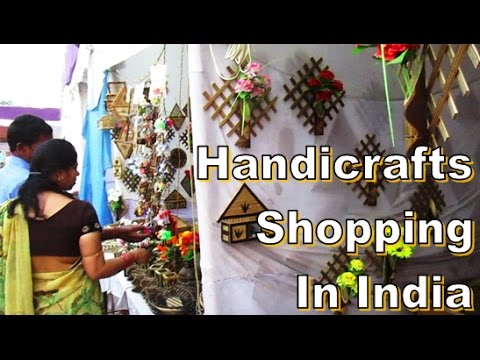 Handicrafts Shopping in India| Cultural Trade Fair in Odisha