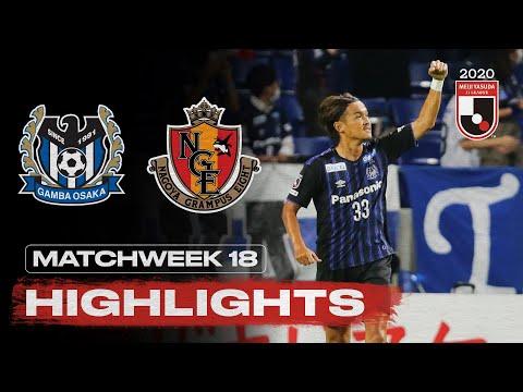 G-Osaka Nagoya Goals And Highlights