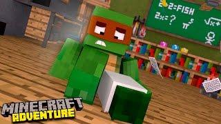 Repeat youtube video Minecraft Adventure : TINY TURTLE BREAKS HIS LEGS!!!