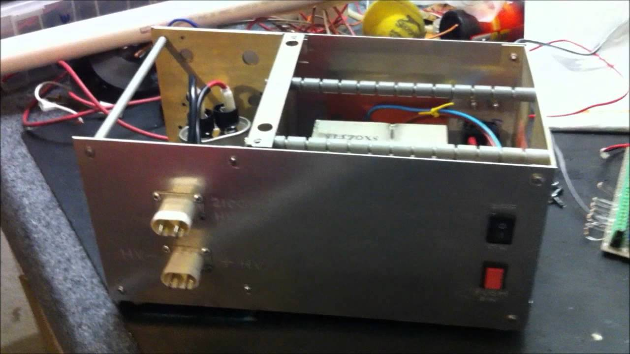 How To 3 Make A 2kv Microwave Oven Transformer High