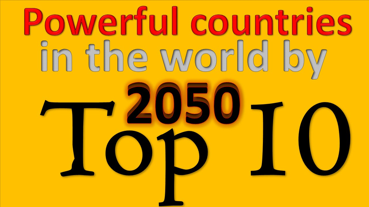 Top Powerful Countries By YouTube - World most powerful countries in 2016
