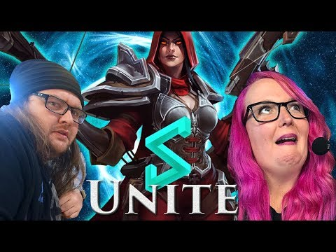 HEROES UNITE: VALLA | MFPallytime & Starbee | Heroes of the Storm