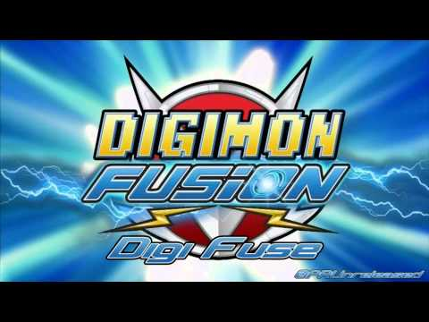 Digimon Fusion Unreleased Music - 04 Digi Fuse