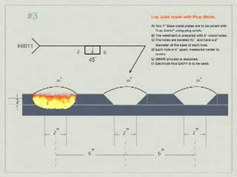 welding blueprint reading problem 3 youtube SMAW Welding Diagram how to read a welding diagram