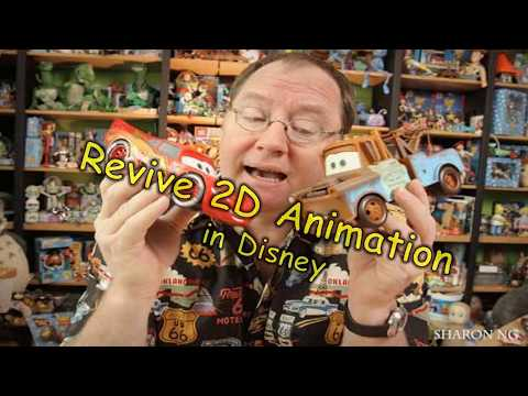 Will Disney Ever Return to 2D Animation?