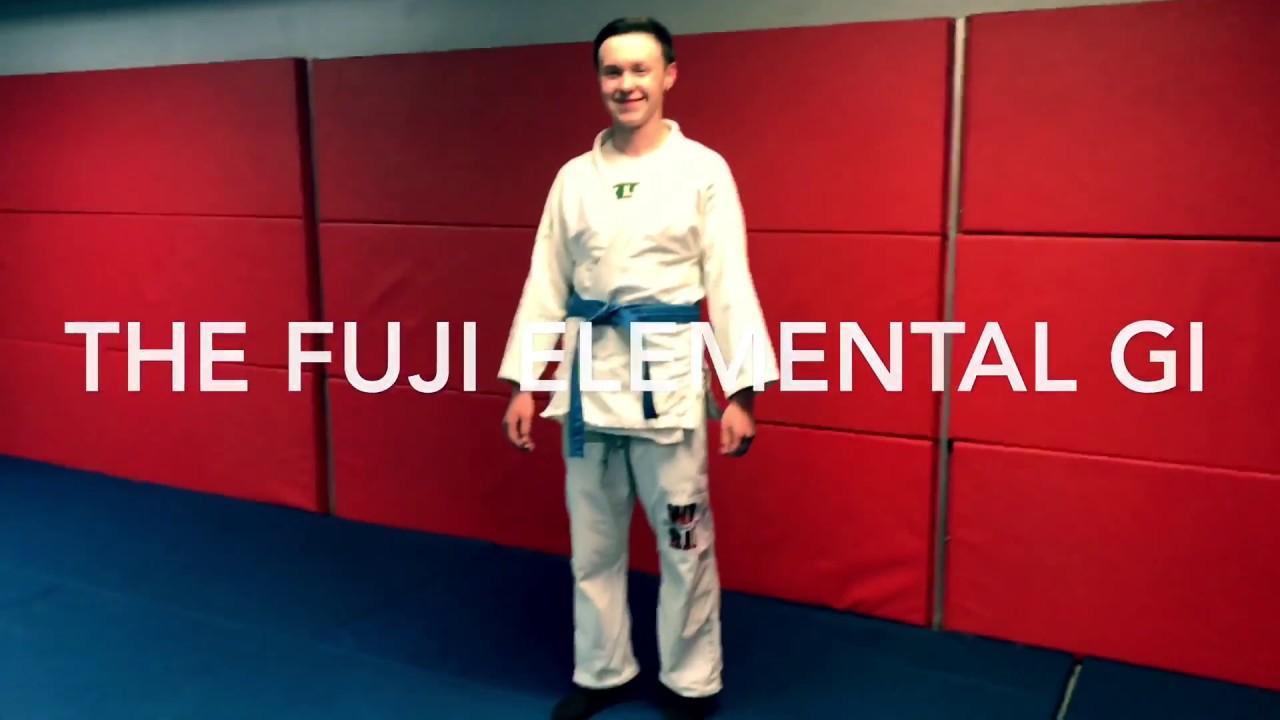 The New Fuji Elemental BJJ Gi! Discount in description!