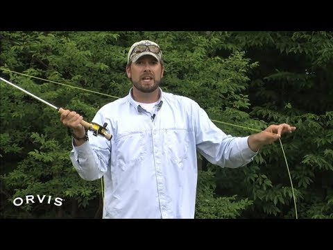 ORVIS - Fly Casting Lessons - The Double Haul
